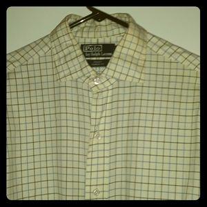 Polo by Ralph Lauren Regent Classic Fit shirt.